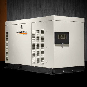 Protector Series 22-60 kW Automatic Standby Gaseous Generator